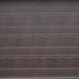 Absosteel - 1STRIPE - DARK OAK - Textured Finish - Single Door