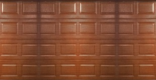 Absosteel - Block - GOLDEN OAK - Textured Finish - Double Door
