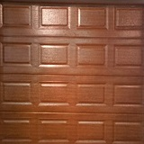 Absosteel - Block - GOLDEN OAK - Textured Finish - Single Door