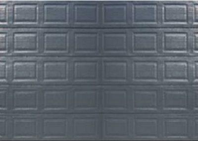 Alu-Zinc Double Block Charcoal