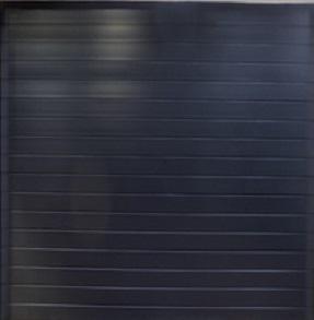 Aluminium - Smooth Finish - Charcoal - Single