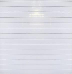 Aluminium - Smooth Finish - White - Single
