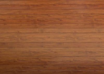Aluminium - Smooth Finish - Wood Look - Double